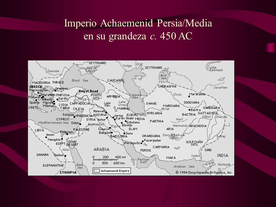 Imperio Achaemenid Persia/Media