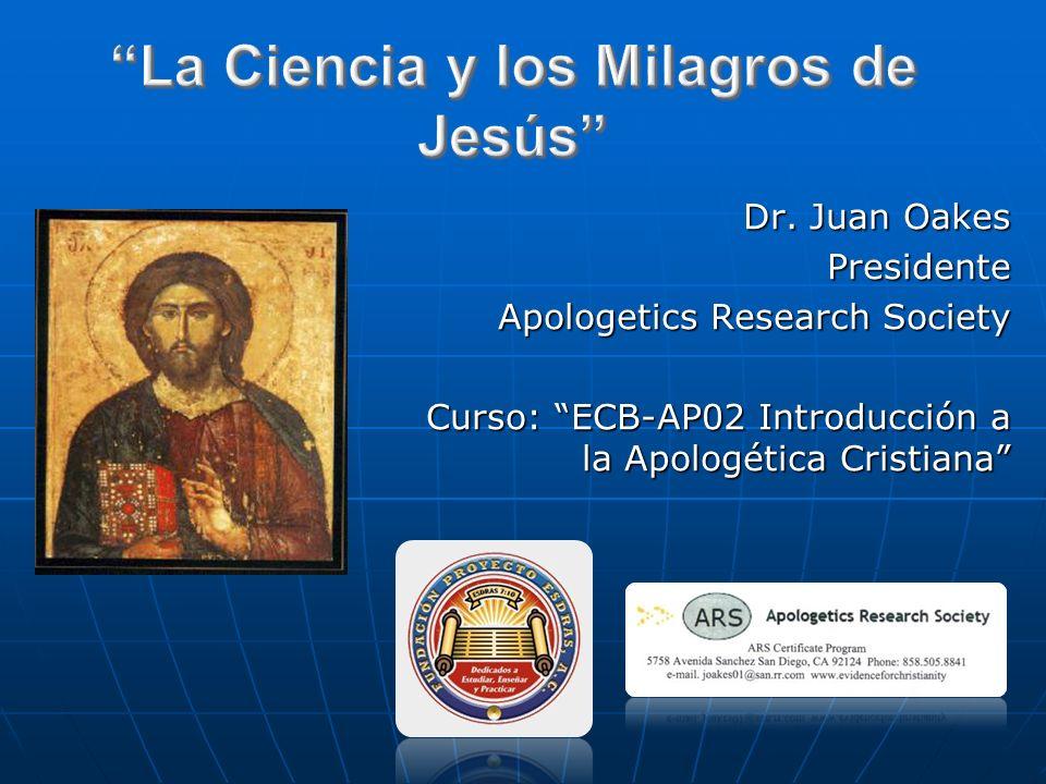 La Ciencia y los Milagros de Jesús