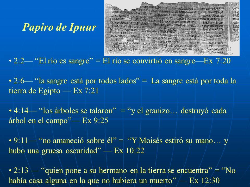 Papiro de Ipuur