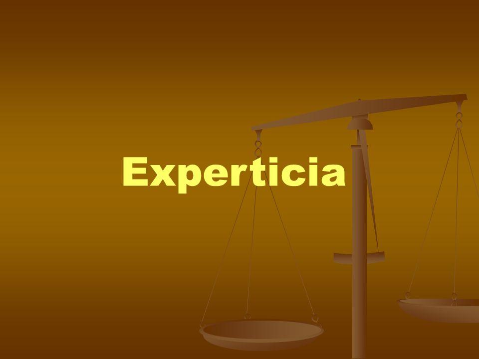 Experticia