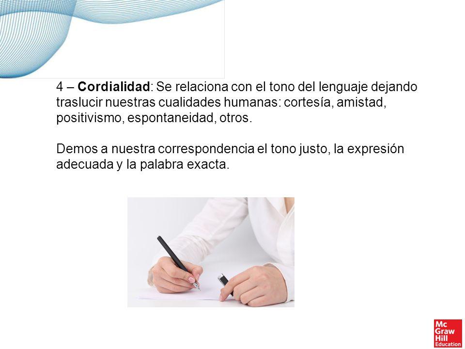 5 – Coherencia: Es el conjunto de relaciones sintácticas que se establecen entre oraciones de un párrafo y diferentes párrafos.