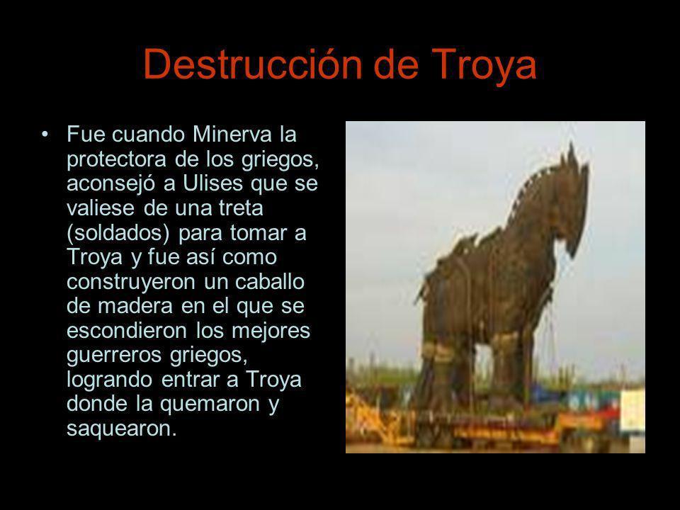 Destrucción de Troya