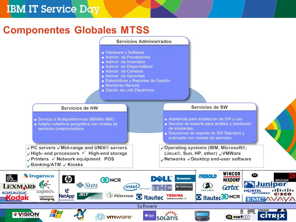 Componentes Globales MTSS