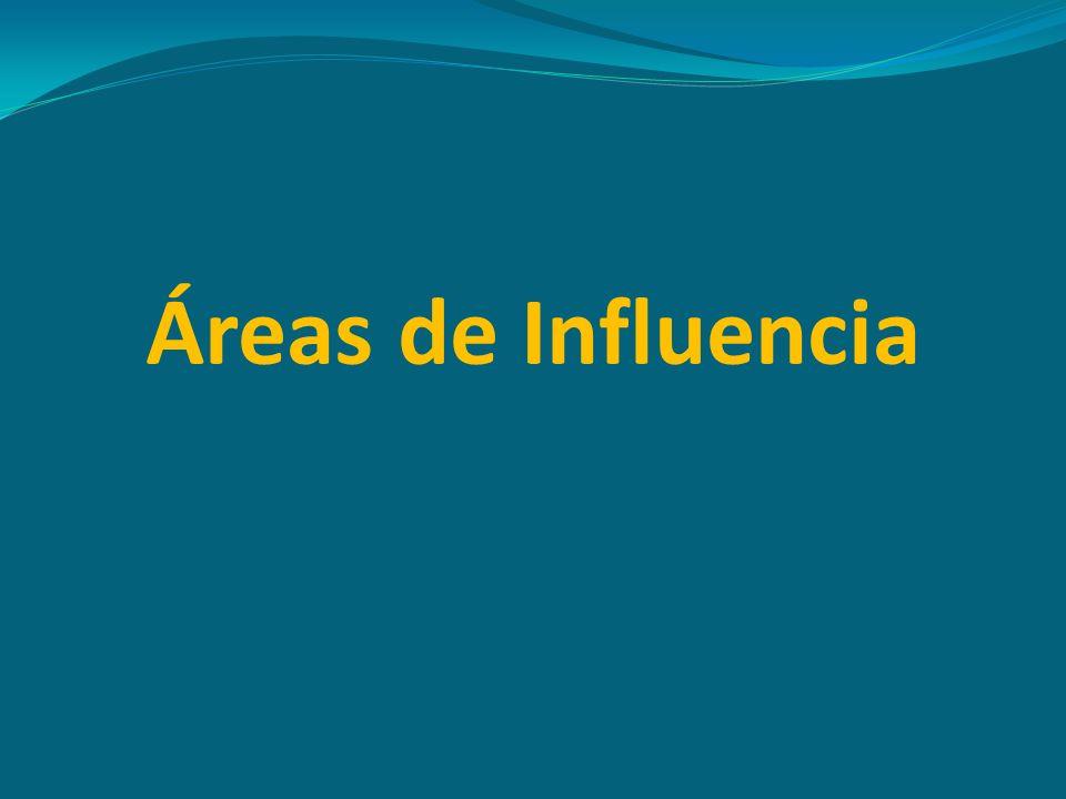 Áreas de Influencia 22