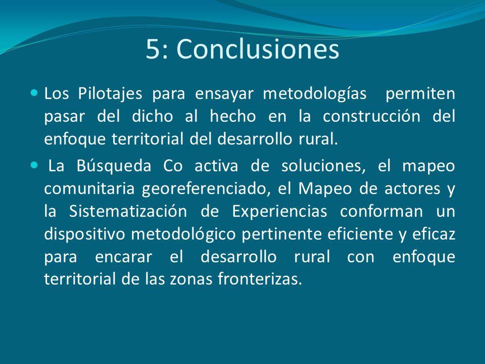 5: Conclusiones
