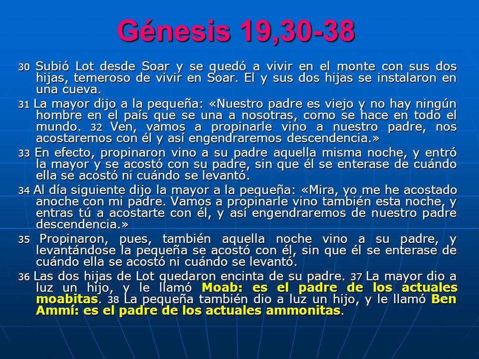 Génesis 19,30-38