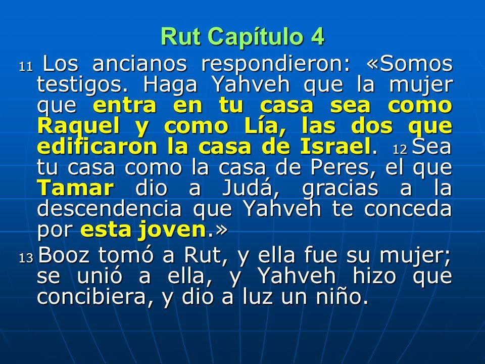 Rut Capítulo 4