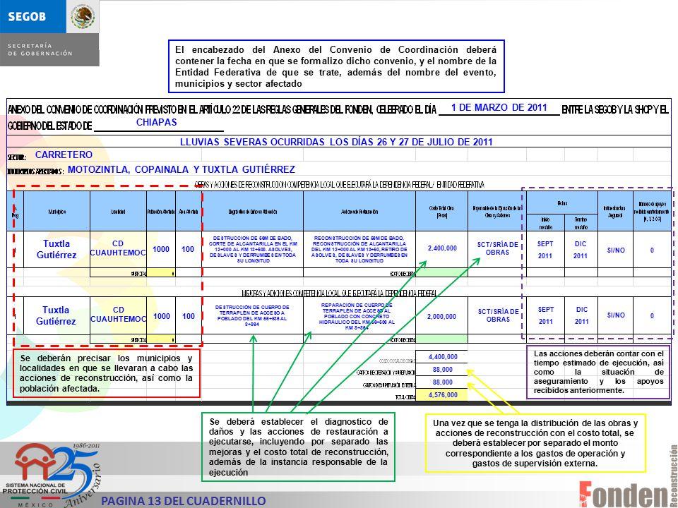 PAGINA 13 DEL CUADERNILLO