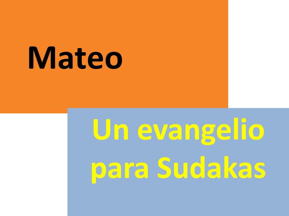 Un evangelio para Sudakas