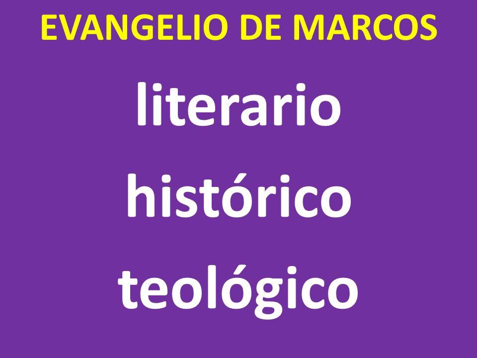 literario histórico teológico