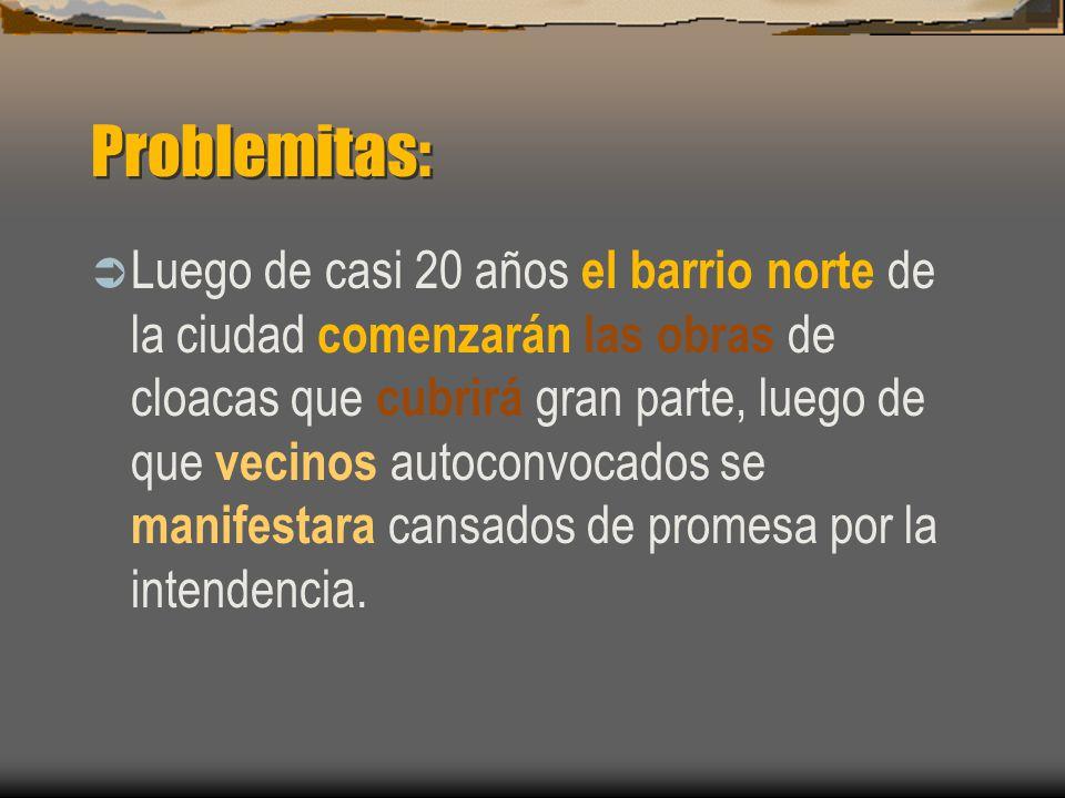 Problemitas:
