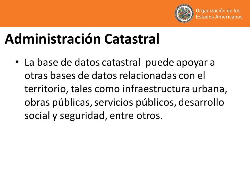Administración Catastral