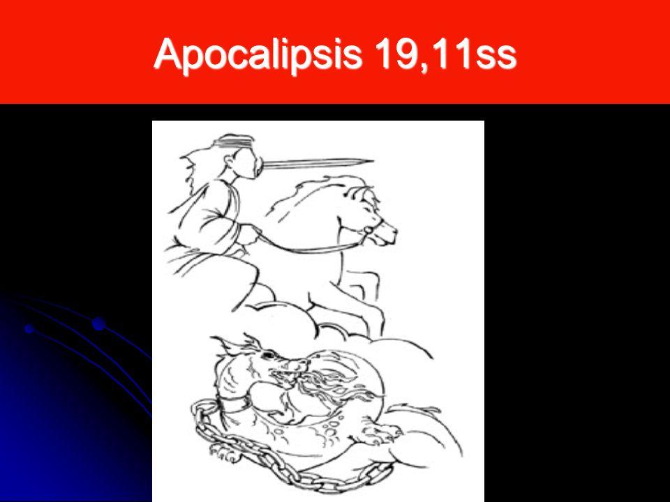 Apocalipsis 19,11ss