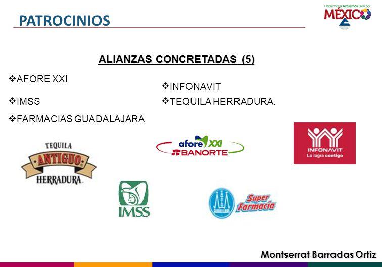 ALIANZAS CONCRETADAS (5)