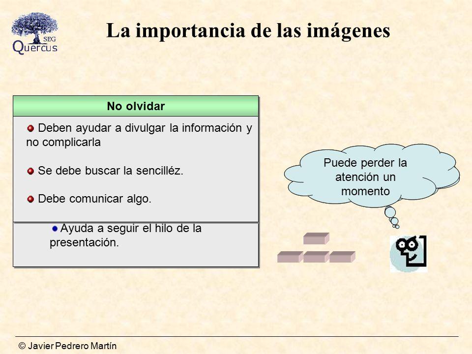 La importancia de las imágenes
