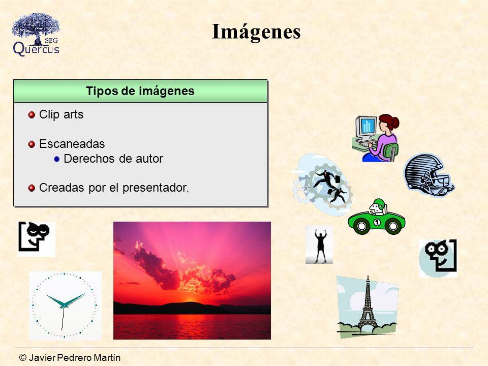 Imágenes Tipos de imágenes Clip arts Escaneadas Derechos de autor