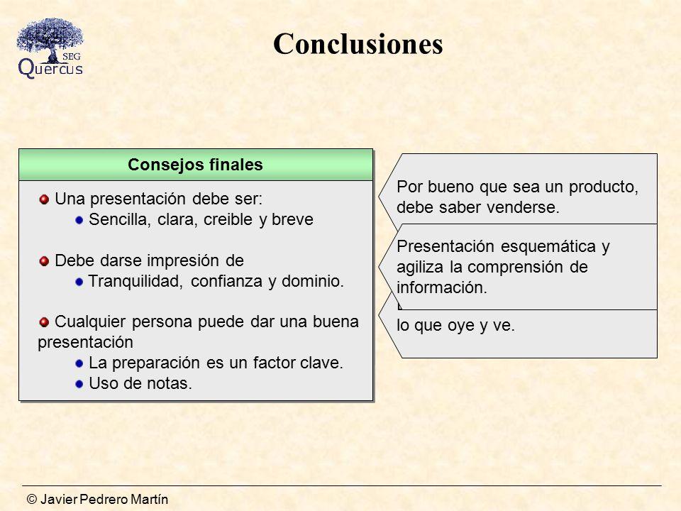 Importancia de una presentación