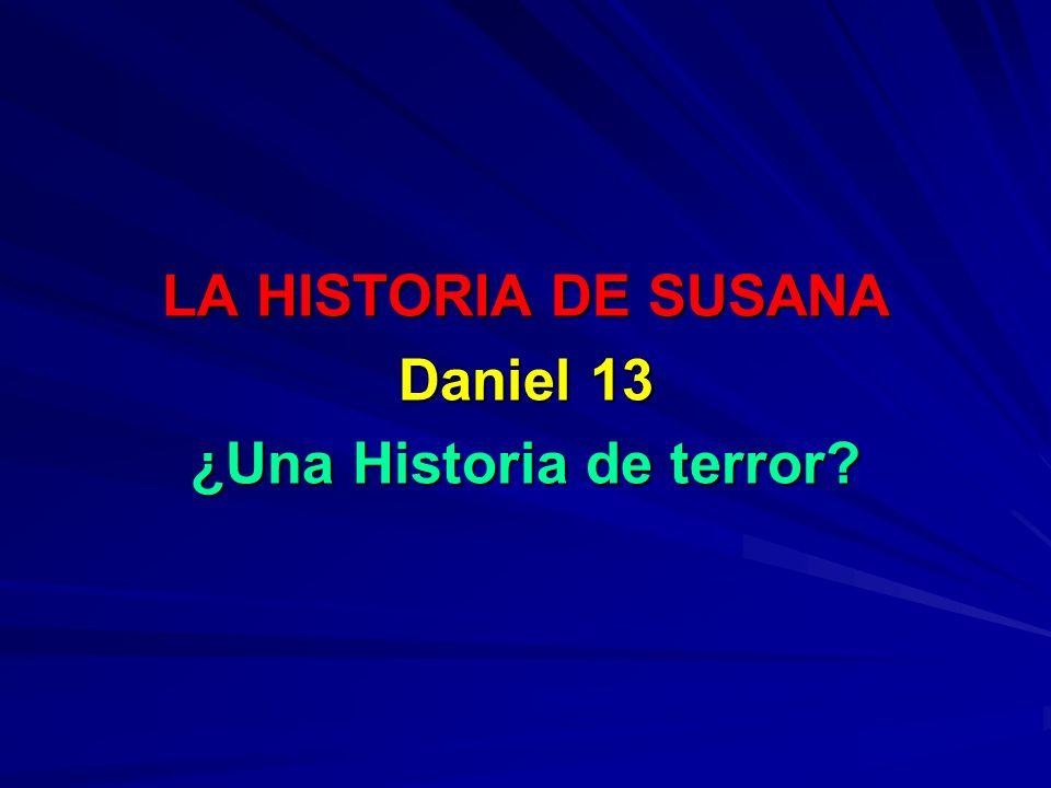 ¿Una Historia de terror