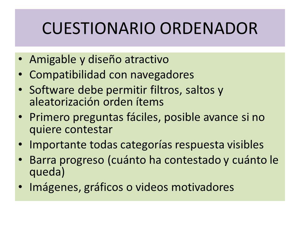 CUESTIONARIO ORDENADOR