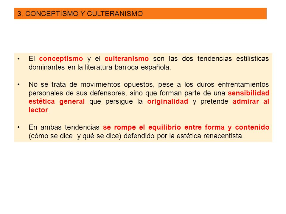 3. CONCEPTISMO Y CULTERANISMO