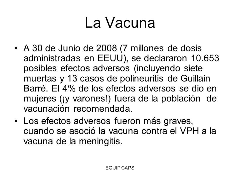 La Vacuna