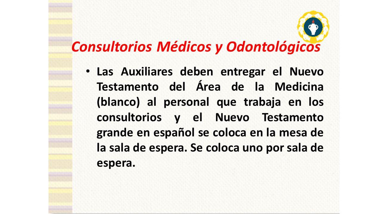 Consultorios Médicos y Odontológicos