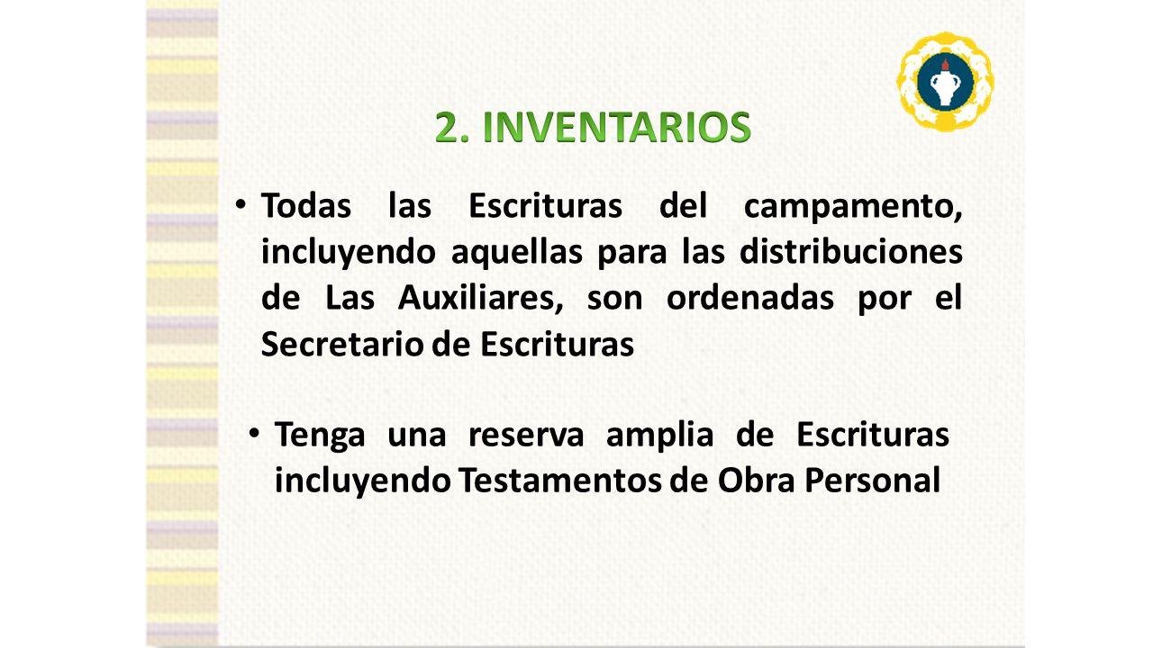 2. INVENTARIOS