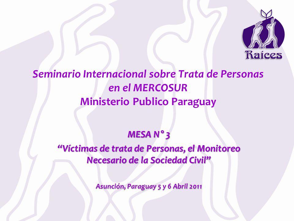 Asunción, Paraguay 5 y 6 Abril 2011
