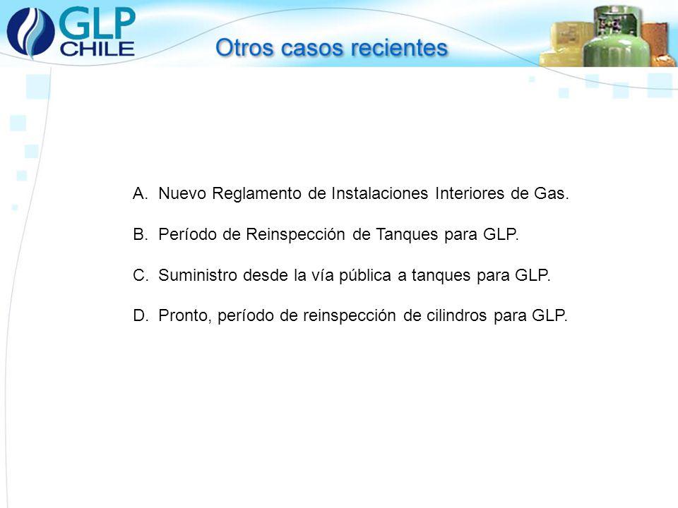 Nuevo Reglamento de Instalaciones Interiores de Gas.