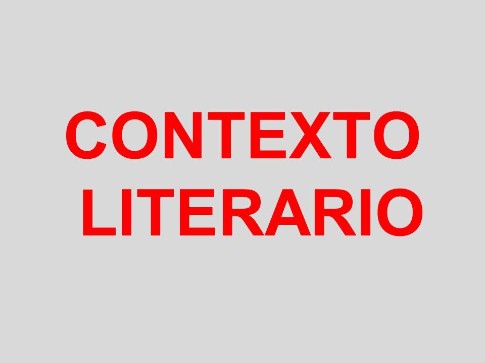 CONTEXTO LITERARIO