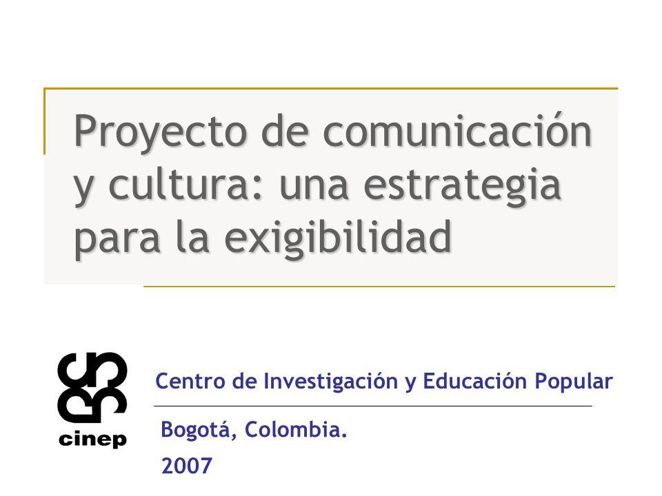 Centro de Investigación y Educación Popular