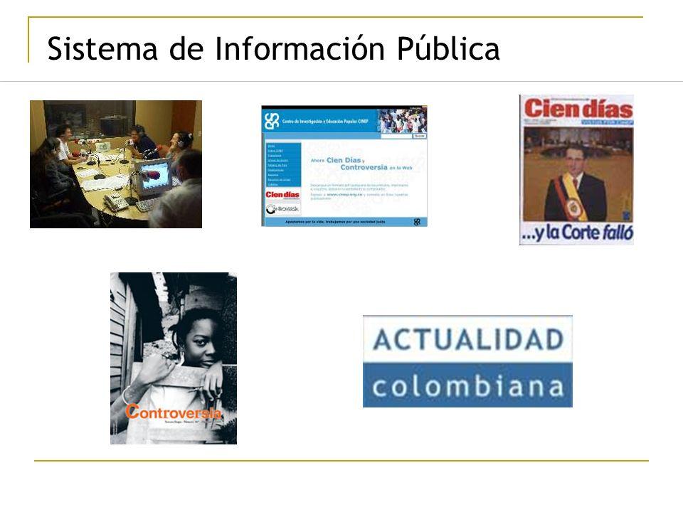 Sistema de Información Pública