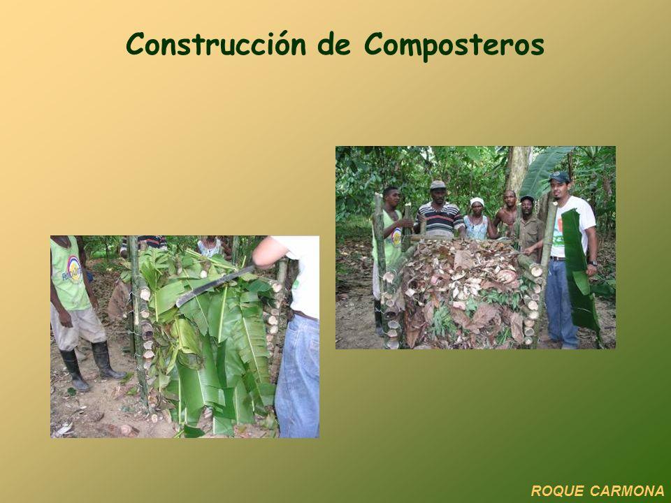 Construcción de Composteros