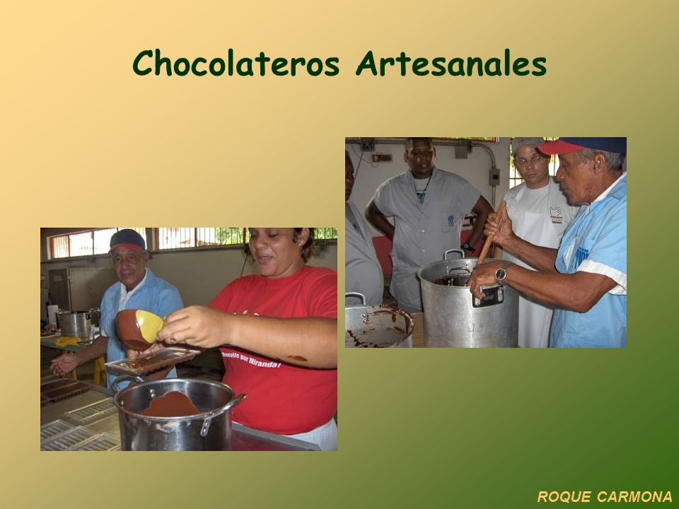 Chocolateros Artesanales