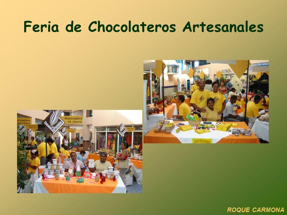 Feria de Chocolateros Artesanales
