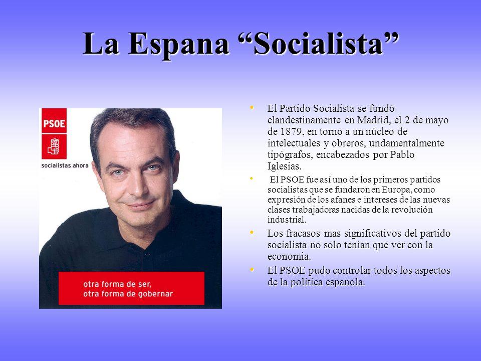 La Espana Socialista