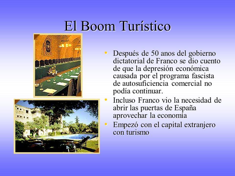 El Boom Turístico