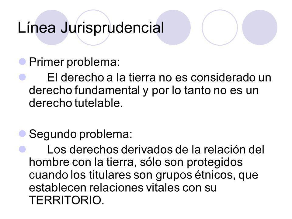 Línea Jurisprudencial