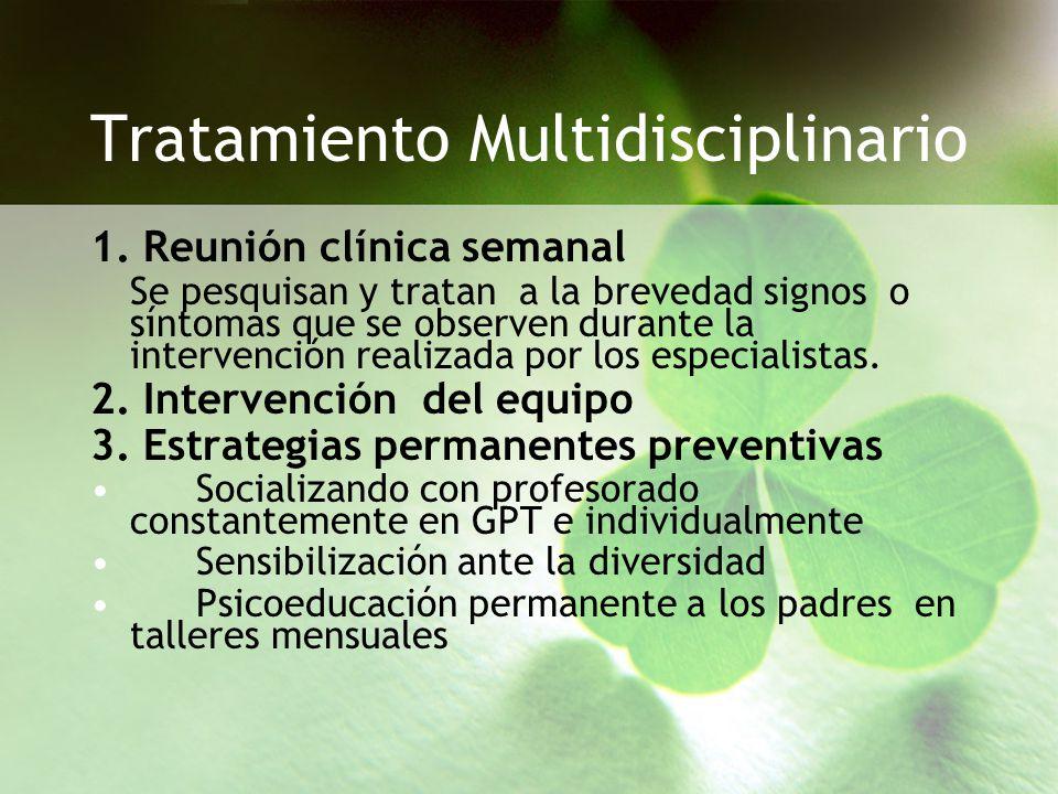 Tratamiento Multidisciplinario