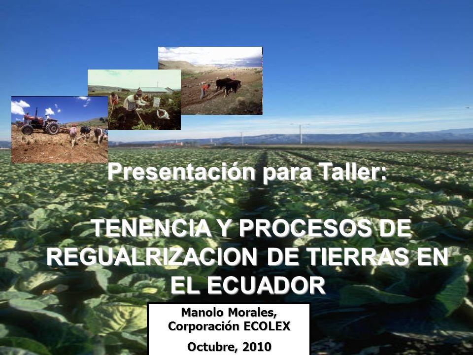 Presentación para Taller: