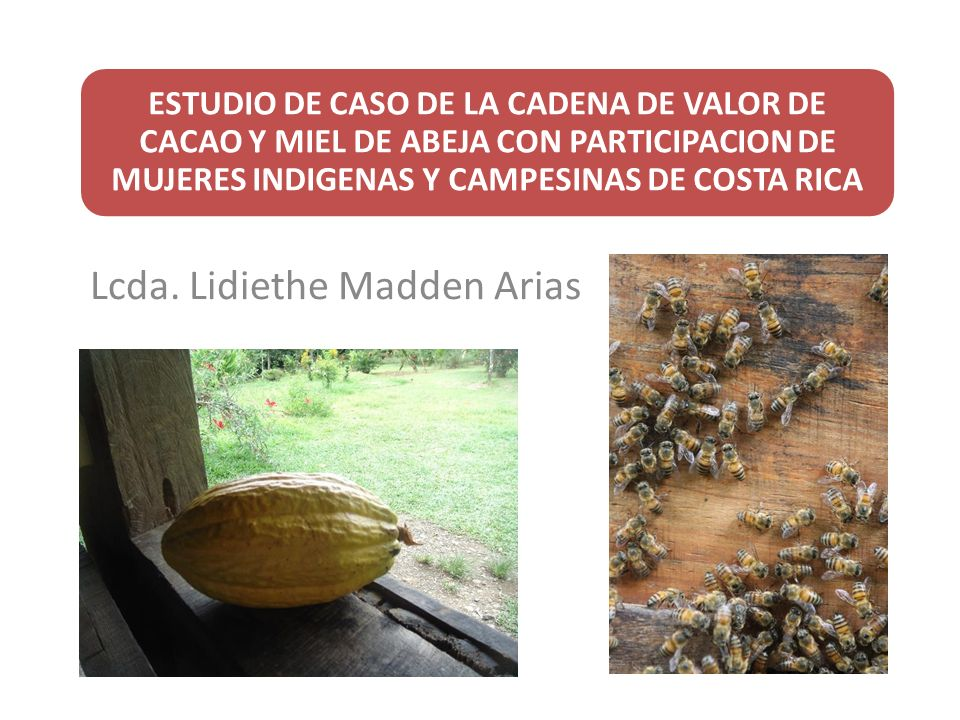 Lcda. Lidiethe Madden Arias