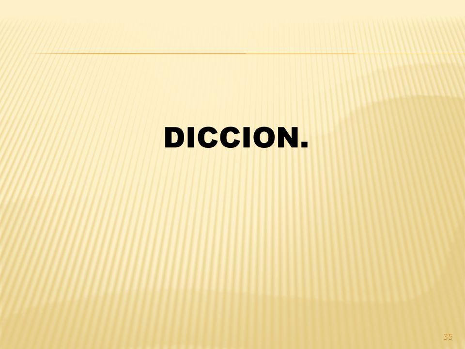 DICCION.