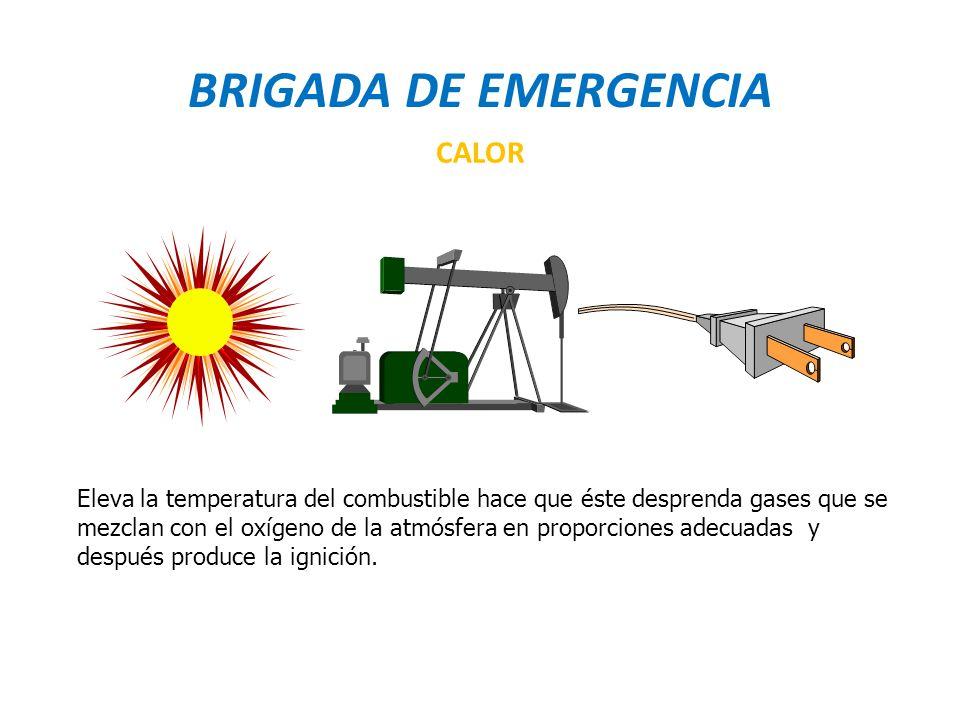 BRIGADA DE EMERGENCIA CALOR