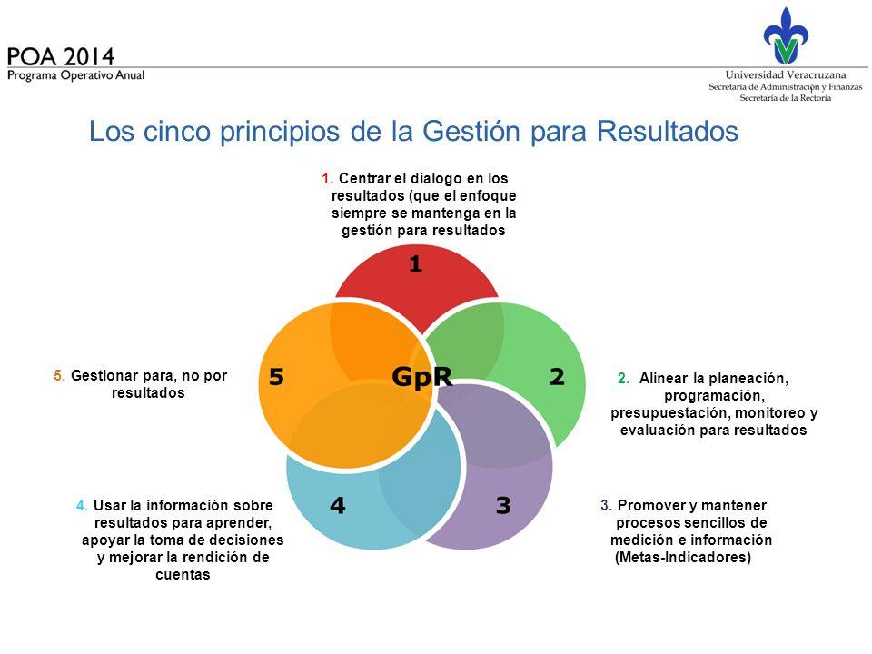 Promover y mantener procesos sencillos de medición e información