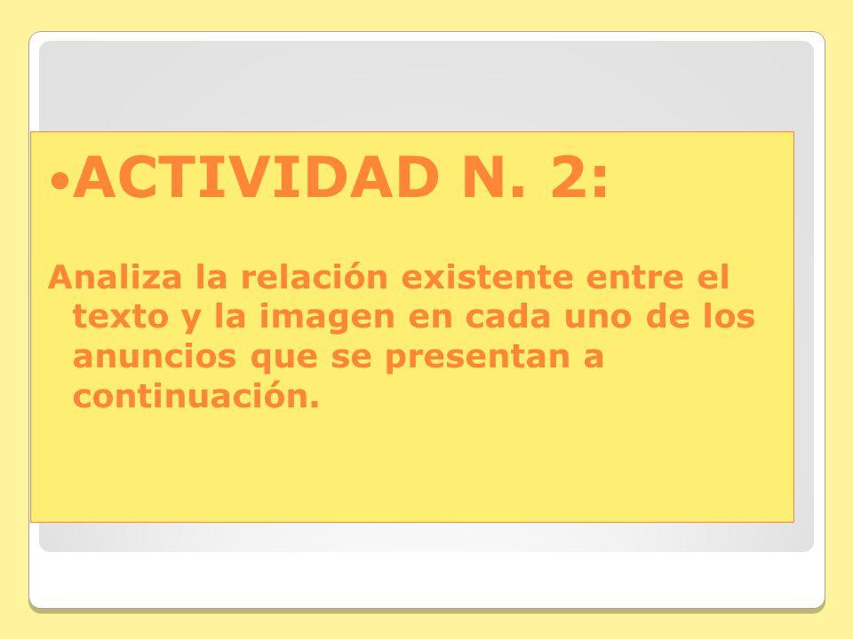 ACTIVIDAD N.