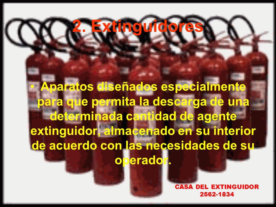 2. Extinguidores