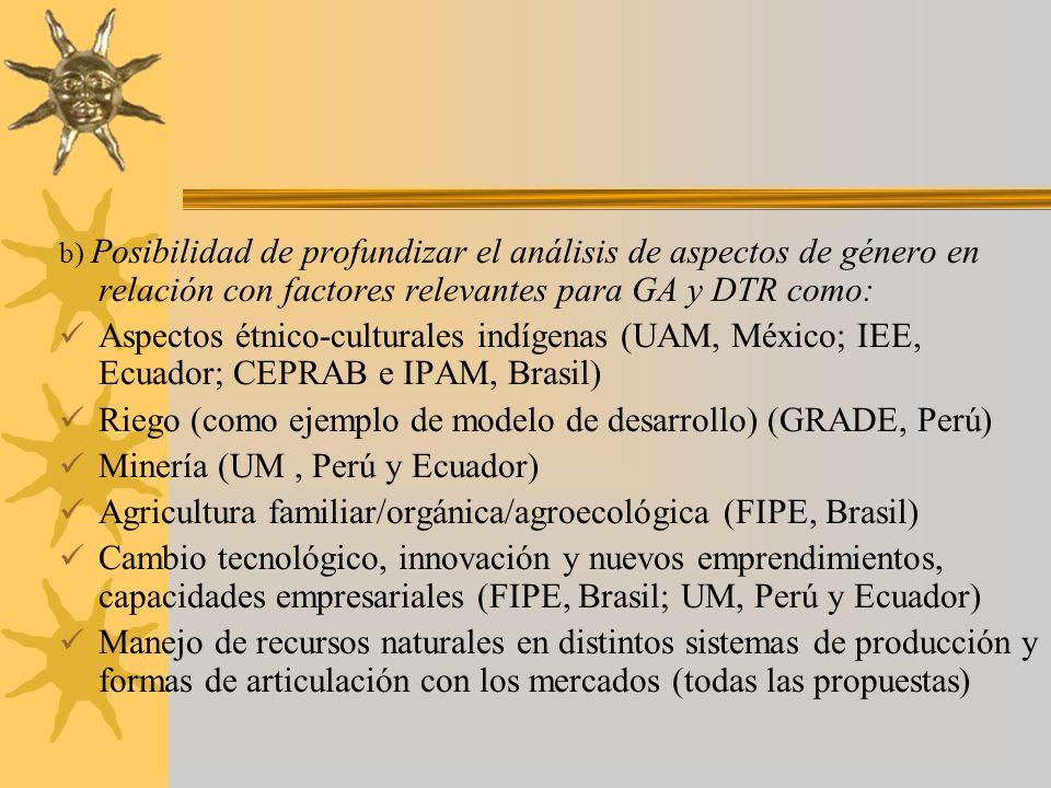 Riego (como ejemplo de modelo de desarrollo) (GRADE, Perú)