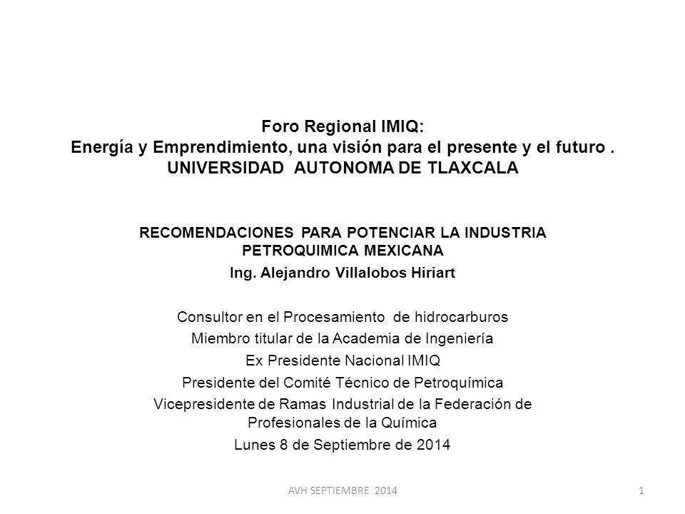Foro Regional IMIQ: Energía y Emprendimiento, una visión para el presente y el futuro . UNIVERSIDAD AUTONOMA DE TLAXCALA