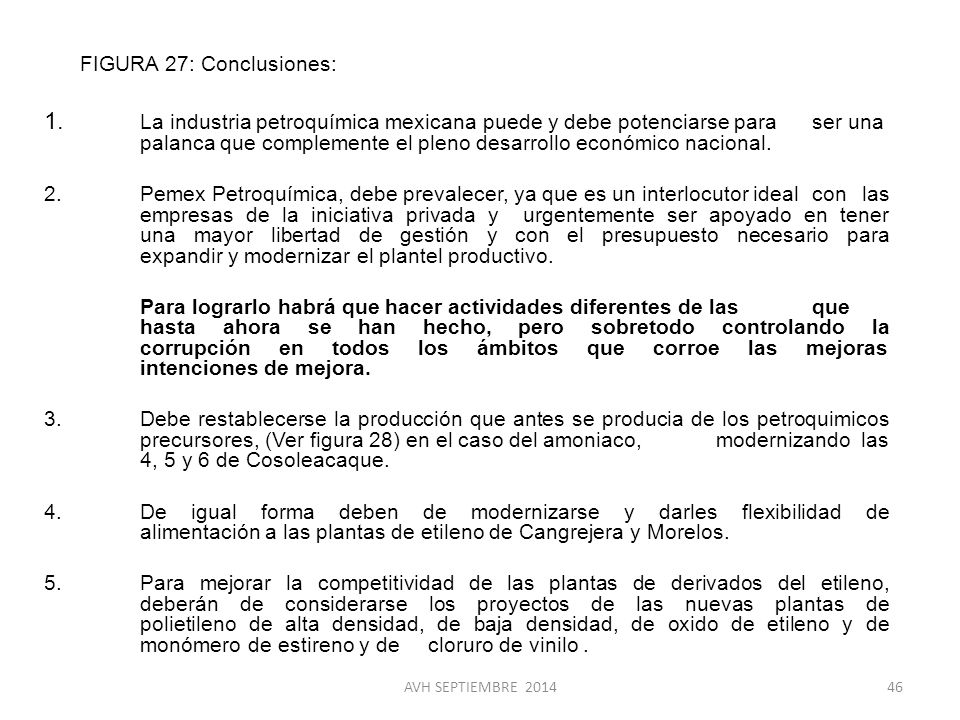 FIGURA 27: Conclusiones: