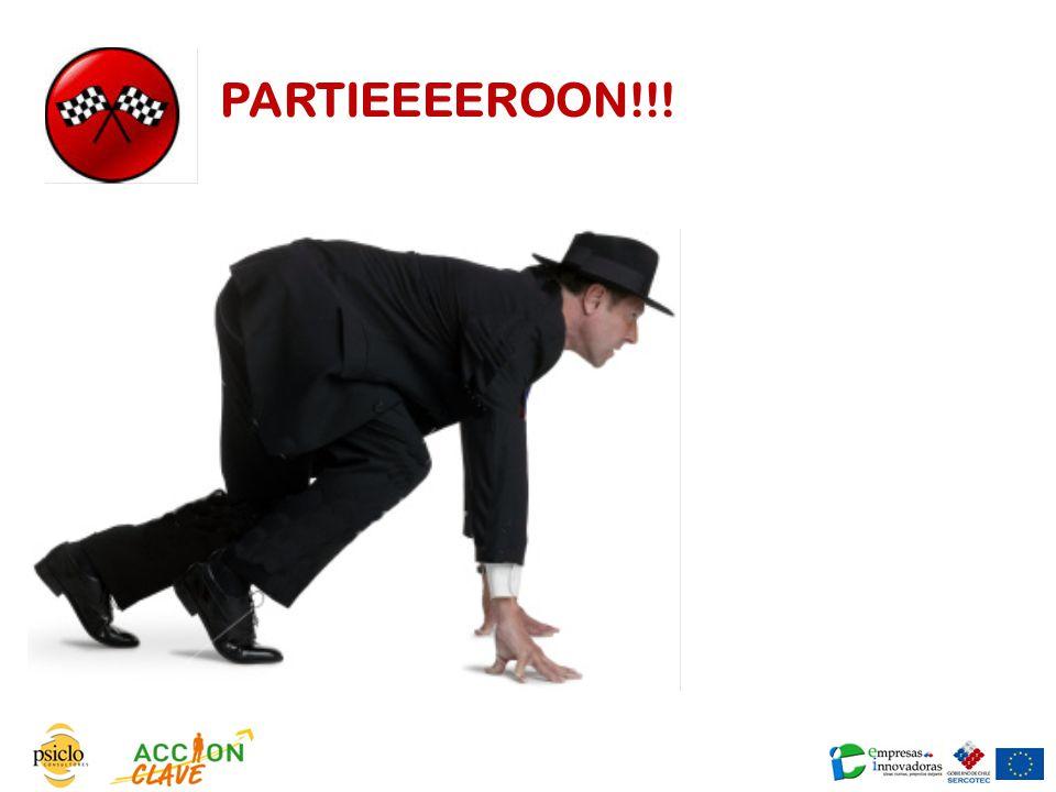 PARTIEEEEROON!!!